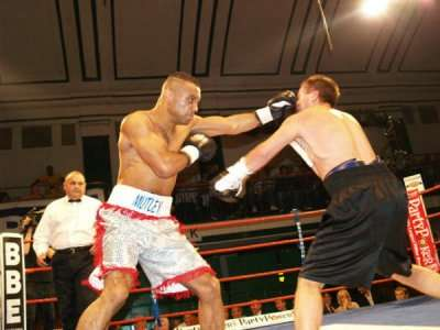 boxing york halls2 Ringside Boxing Report: Ted Bami   Guiseppe Lauri