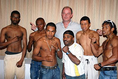 bsp DSC 56521 Boxing In South Africa: Three IBF Eliminators This Friday At Carousel Casino