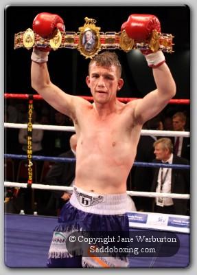 buckland1 Ringside Boxing: Gary Sykes Vs Gary Buckland