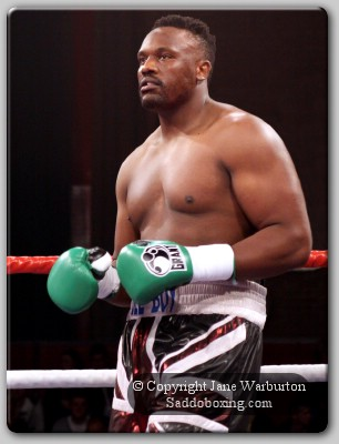 chisora31 Del Boy Dereck Chisora Leads The Way On Big UK Fight Card