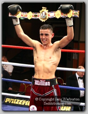 crolla1 Ringside Boxing Report: Anthony Crolla vs. John Watson