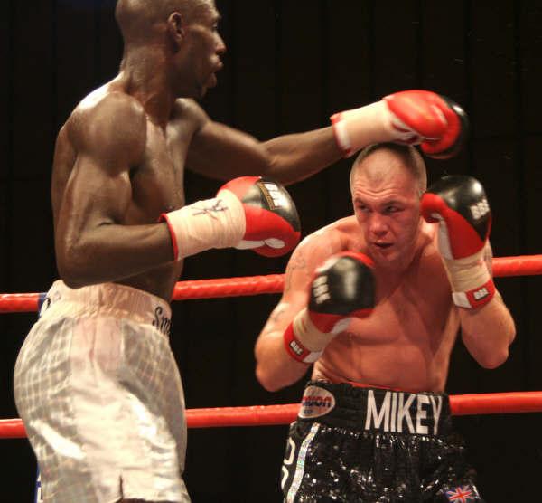 Ringside Boxing Report: Jamie Moore Vs. Andrew Facey 2