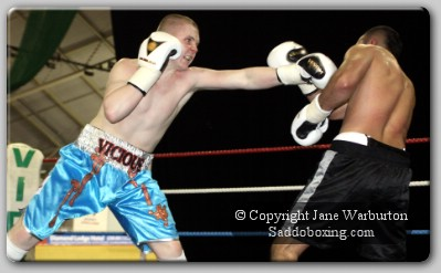 farrell1 Ringside Boxing Report: Kieran Farrell Vs Ibrar Riyaz