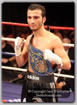 fegatelli1 Ringside Boxing Report: Ermano Fegatilli vs. Stephen Foster Jnr
