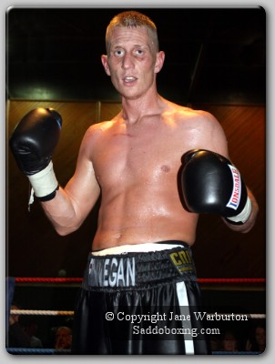 finnegan1 Ringside Boxing Report: Jonjo Finnegan vs. Dean Walker