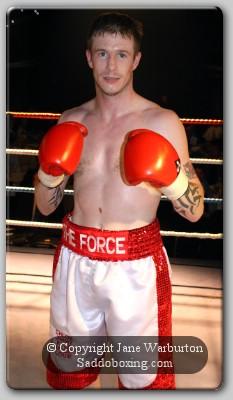 flinn1 Ringside Boxing Report: James Flinn vs. Andrew Patterson