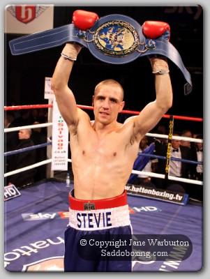 foster1 Ringside Boxing Report: Steve Foster Jnr vs. Levan Kirakosyan