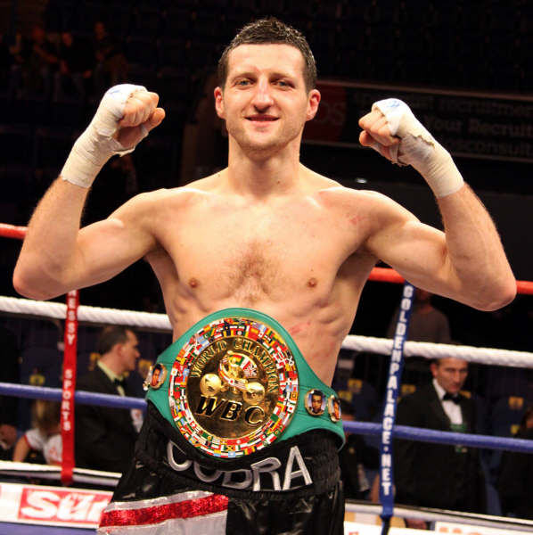 Ringside Boxing Report: Carl Froch Vs. Jean Pascal
