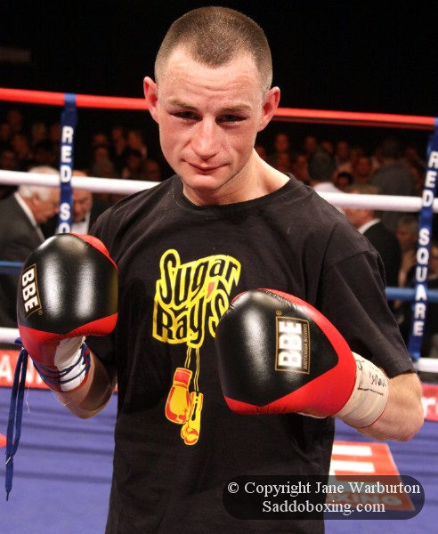 Exclusive Boxing Interview: Gary Davies
