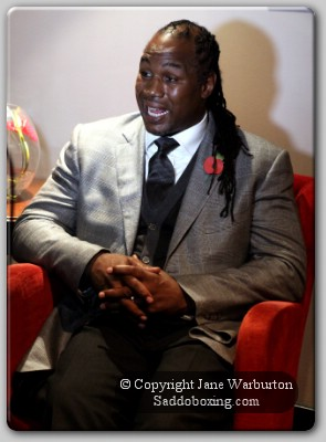lewis1 Exclusive Boxing Interview: Lennox Lewis