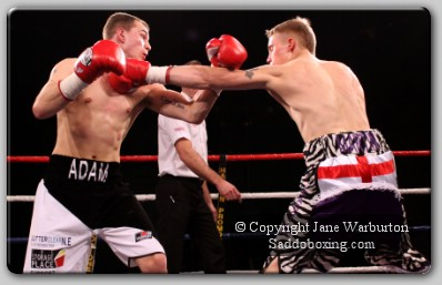 little shaw11 Ringside Boxing: Adam Little Vs Martin Shaw