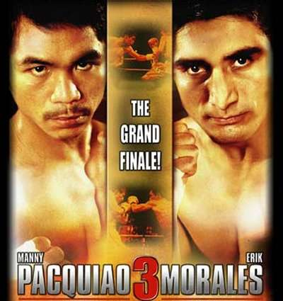 manny pacquiao eric morales 3 Manny Pacquiao Vs Erik Morales 3 III