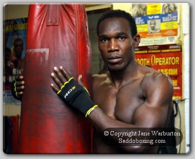 mckenzie1 Boxing Spotlight: Ovill McKenzie