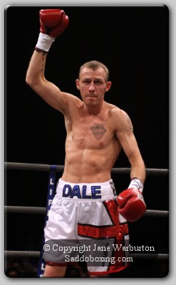 miles1 Ringside Boxing: Dale Miles Vs Curtis Woodhouse