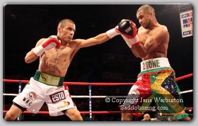 munroe terrazas41 Ringside Boxing Report: Rendall Munroe vs. Victor Terrazas