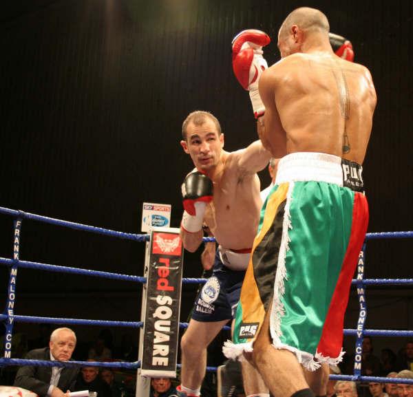 Ringside Boxing Report: Rendall Munroe Vs. Salem Bouaita