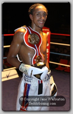 nurse1 Ringside Boxing Report: Tyrone Nurse Vs Ibrar Riyaz