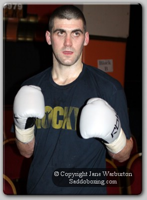 olympia1 Ringside Boxing Report: Steve Harkin vs. Alex Spitko