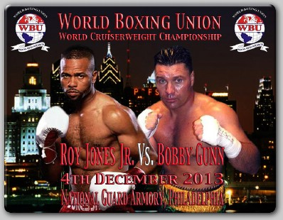 Roy Jones Jr Vs Bobby Gunn