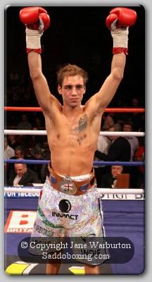 sextonwinner71 Boxing In Britain: Shinny Bayaar vs. Ashley Sexton
