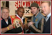 thumb Calzaghe lacy11 Boxing Preview: Joe Calzaghe   Jeff Lacy