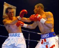 thumb David Barnes attacks James Hare3 Boxing Photos: Barnes vs Hare and Undercard