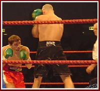 Ringside Boxing Report: Nicky Cook   Yuri Voronin