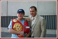 thumb Ricky Hatton Carlos Maussa conf Ricky Hatton Carlos Maussa fight Conference photos.