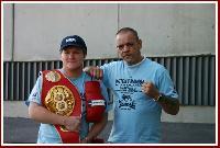 thumb Ricky Hatton Carlos Maussa conf2 Ricky Hatton Carlos Maussa fight Conference photos.