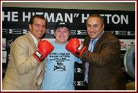 thumb Ricky Hatton Carlos Maussa conf5 Ricky Hatton Carlos Maussa fight Conference photos.