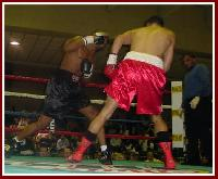 Boxing Ringside Report: William Gill   Terrance Johnson
