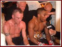 Ringside Boxing Report: Junior Witter   Colin Lynes