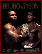 tyson v bruno This Month in Boxing History: 1996 – Frank Bruno vs. Mike Tyson II.