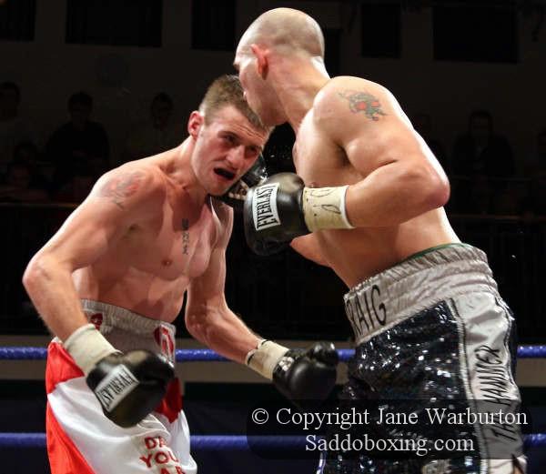 Live Boxing Tv: Craig Watson Vs Mark Lloyd Live Stream