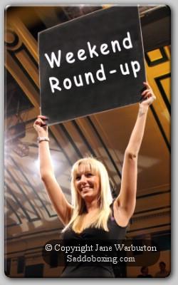 weekend1 British Boxing: Weekend Round up