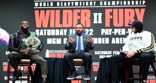 Wilder V Fury Rematch