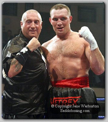 yorkhallnov81 Boxing In Britain: Sosnowski Trainer Johnson Confident Of Victory Over Klitschko